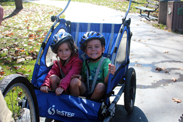 jacob&JB bike trailer