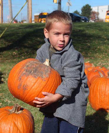 JB pumpkin